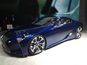 Lexus LFA in Geneva